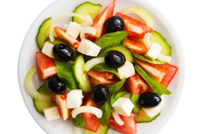Diet Tradisional Yunani