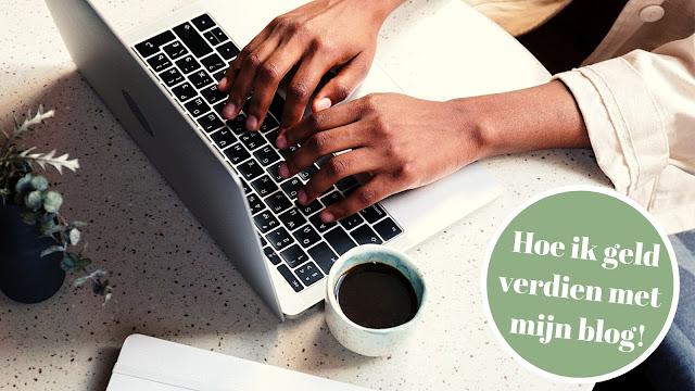 Geld verdienen met een blog