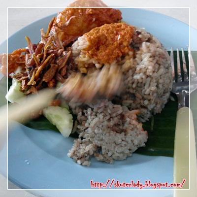nasi lemuni, pulau pinang, stadium penang
