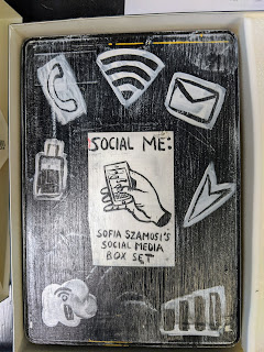 Social Me - cover