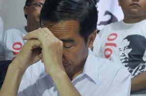Mengejutkan, Ternyata Jokowi Kalah Di Kompleks Paspampres