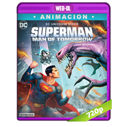 Superman: Man of Tomorrow (2020) WEB-DL 720p Audio Dual
