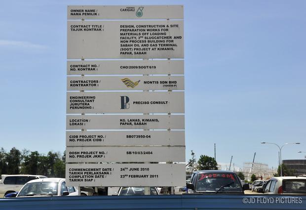 Dunia Ndt Inspection Petronas Kimanis Power Plant