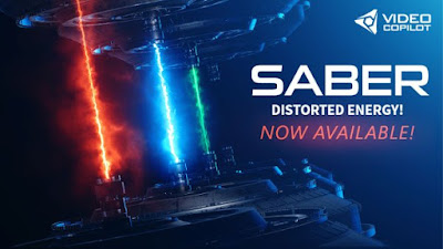 an After Effects Portal: Saber: a FREE After Effects plug-in