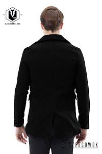 blazer cowok blazercowok.com jaket korean jas pria sk39 b