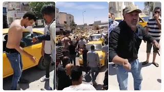 بالفيديو العاصمة: أصحاب سيارات التاكسي الفردي يقررون التصعيد والعصيان ضد قرار الحجر الشامل