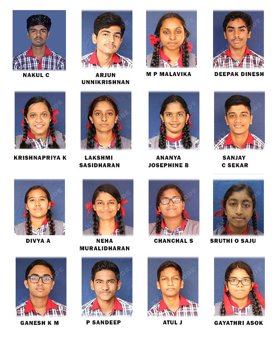 CBSE AISSCE 2021 - Students who Secured A1 in All Subjects - Science Stream