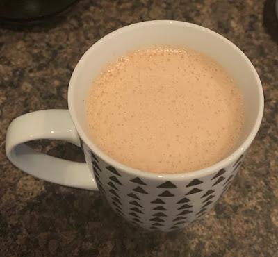 Almond & Cinnamon Hot Chocolate (Hotel Chocolat)