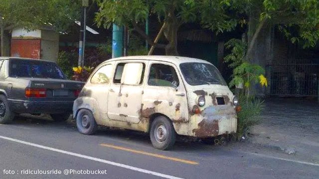Fiat 600 Multipla Indonesia
