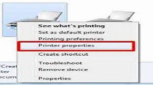 Cara Cleaning Printer