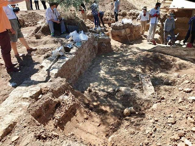 Αρχαία Τενέα: Σημαντικό αρχαιολογικό έργο