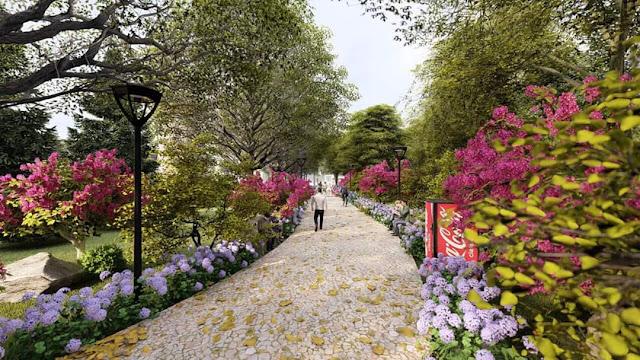Bảng hàng dự án Sunshine Heritage Resort biệt thự hấp dẫn giới thượng lưu