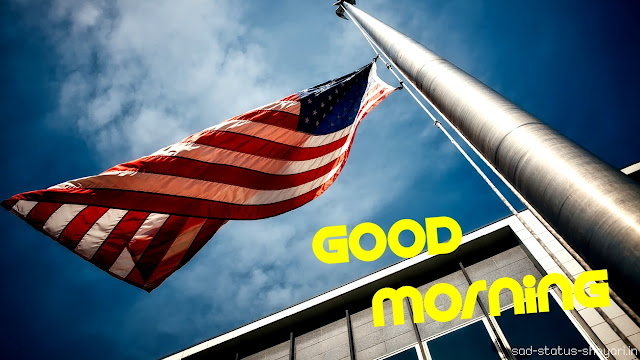good morning images america