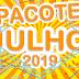 Pacote TecnoMelody 2019 Julho 1