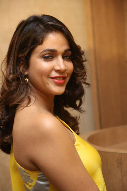 Telugu actress Lavanya Tripathi sleeveless photo-pic-in-hd
