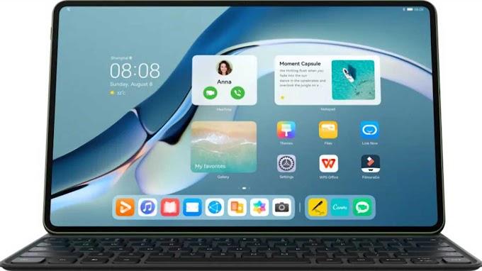 سعر ومواصفات تابلت هواوي MatePad Pro 10.8 2021 وميزات ميزات نظام Harmony OS