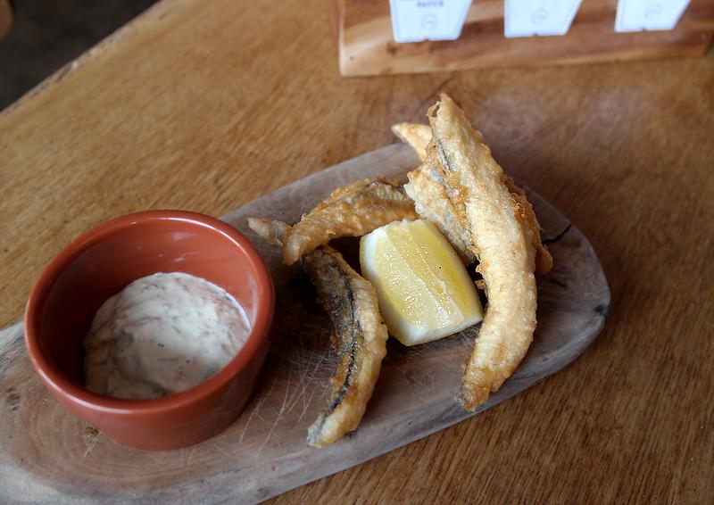Oaks Nottingham Restaurant Review Sea Bass