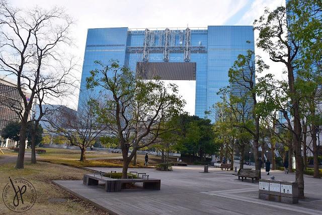 telecom center station odaiba