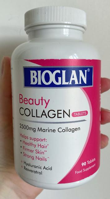 Bioglan Beauty Collagen tablets