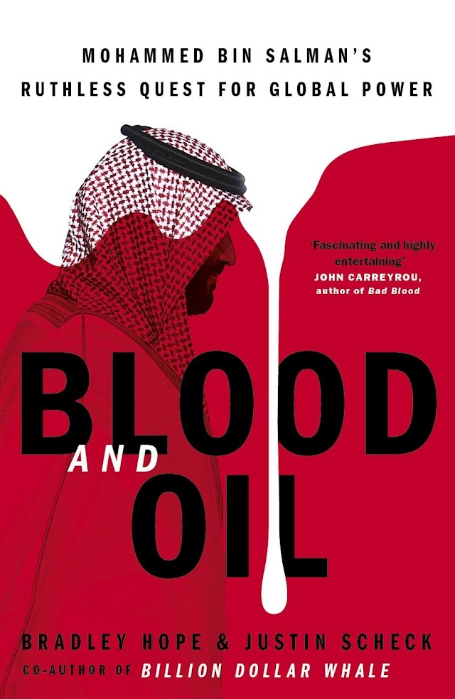 MBS  The Rise to Power of Mohammed bin Salman - Geopolitics: Book Review on GEO´