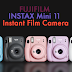 FUJIFILM Releases INSTAX Mini 11 Instant Camera