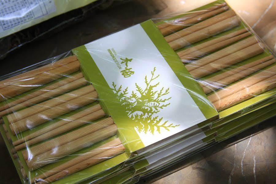 南投好食在-木協精品筷子