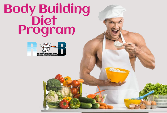 Body Building Diet Program Bodybuilding diet