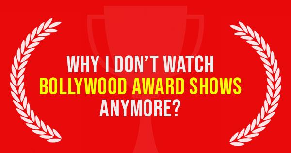 bollywood award shows are real or fake?