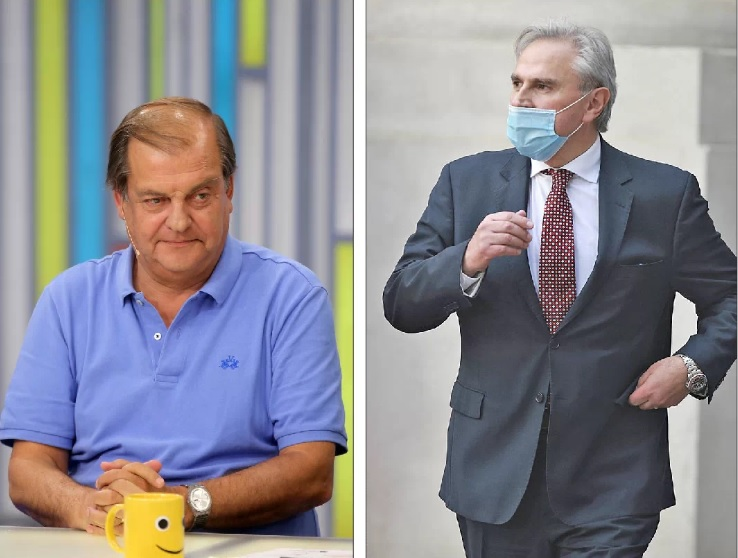 El choque de argumentos entre Vidal y Moreira por la ayuda social del gobierno