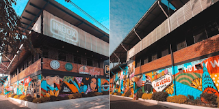 Inbox Food Market Medan: Tongkrongan Kawula Muda Yang Instagramble, Review Kuliner & Lokasi