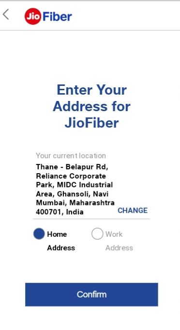 Registration for Jiogiga fiber in delhi