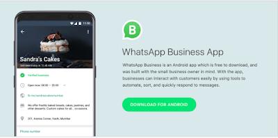 Download Aplikasi WhatsApp Business untuk Bisnis Di Pasar Tertentu
