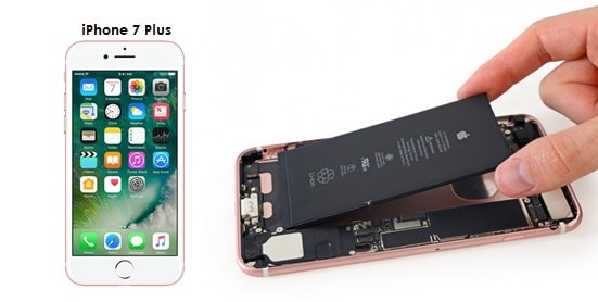 tipe baterai non removable iPhone 7 plus