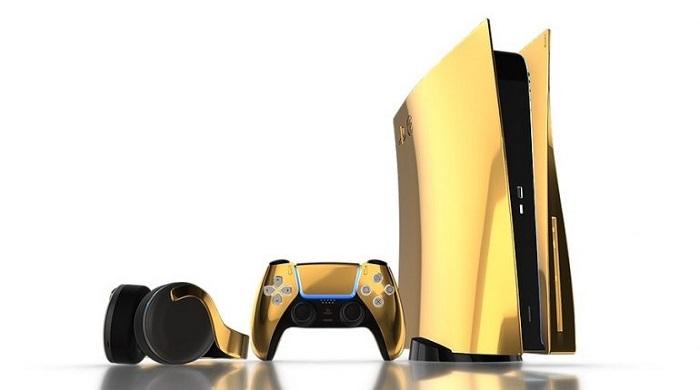 24-Karat Gold PlayStation 5 Anyone? Bruno Mars Will Want This 24K Magic!