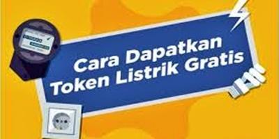 Cara Dapatkan Diskon Token dan Tagihan Listrik Gratis Dari PLN