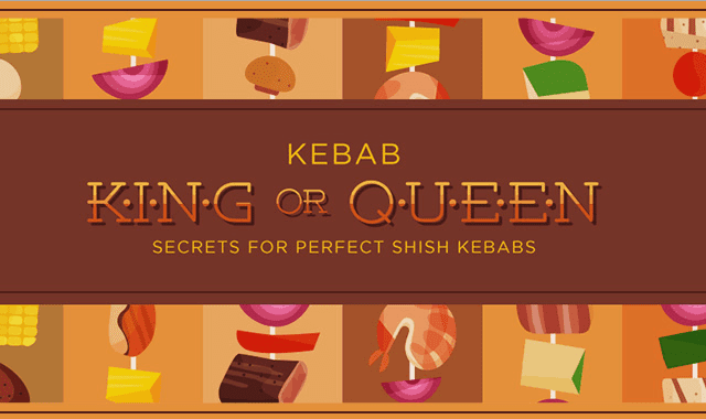 The Kebab is King OR Queen