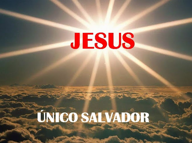Resultado de imagem para jesus único salvador