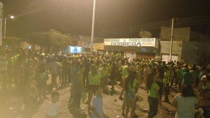 Inácio Nóbrega foi eleito novo prefeito de Amparo com diferença de 29 votos