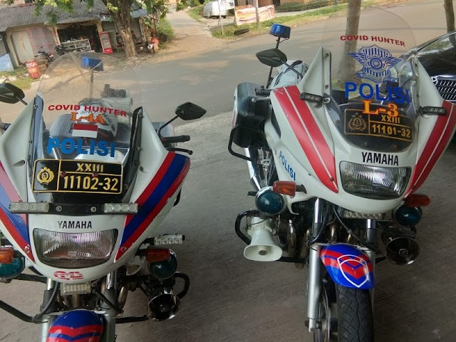 Disiplinkan Masyarakat, Polresta Tangerang Siapkan Covid-19 Hunter