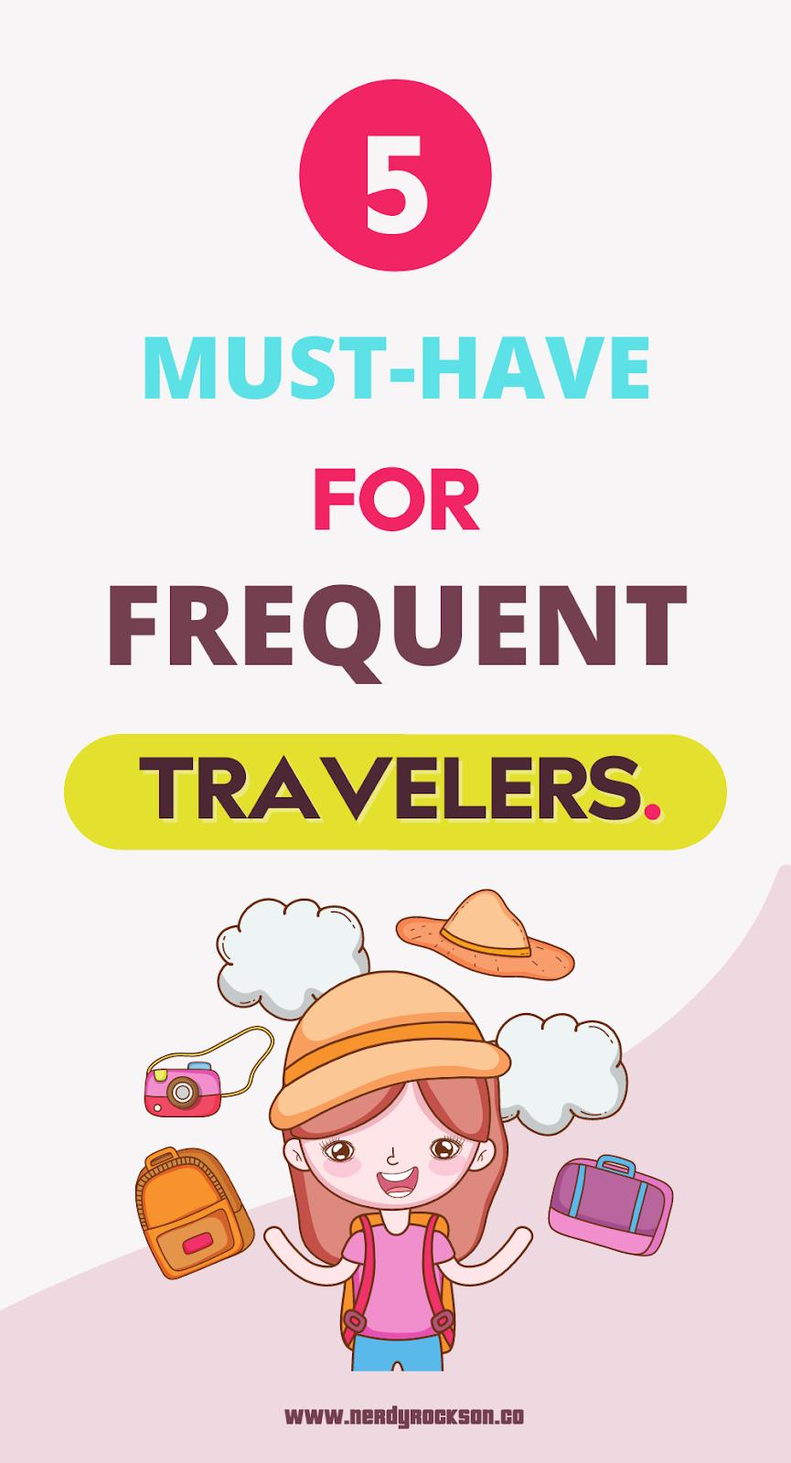 Traveler Must-Have Pinterest
