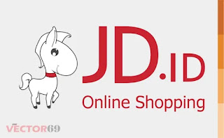 Logo JD.ID Online Shopping - Download Vector File AI (Adobe Illustrator)