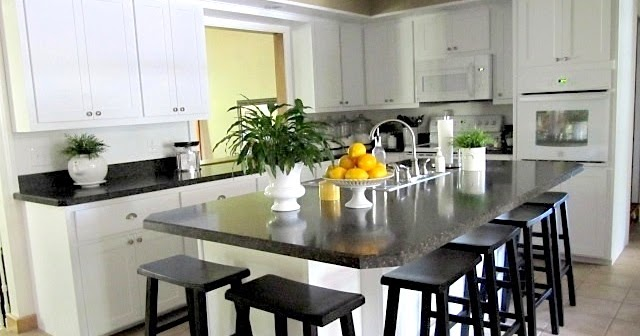 Sew Many Ways Our Kitchen Remodel Cabinet Refacing