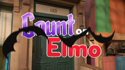 Sesame Street Count On Elmo first scene.