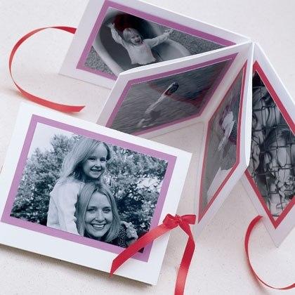 Craft: Family Photo Books