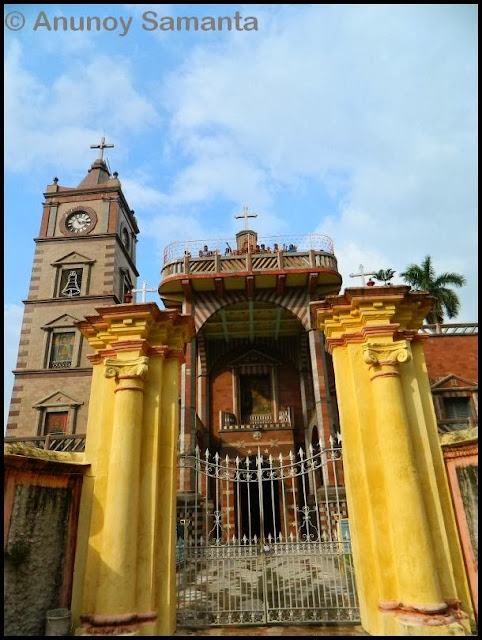 Bandel Church - the Basilica of the Holy Rosary