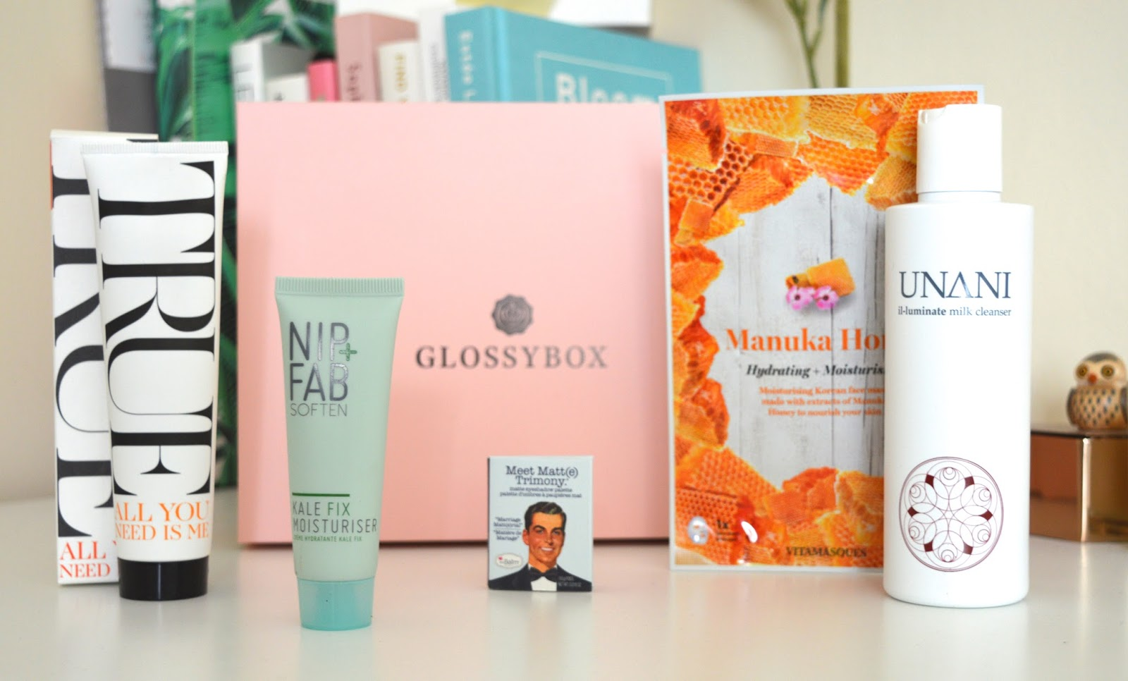 Best beauty boxes UK, Glossybox review, what are beauty boxes, UK beauty blog, Dalry Rose blog