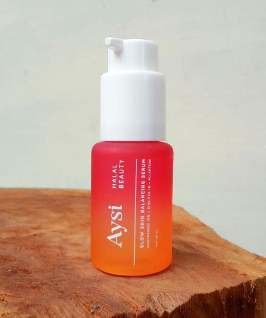 Aysi Glow Skin Balancing Serum