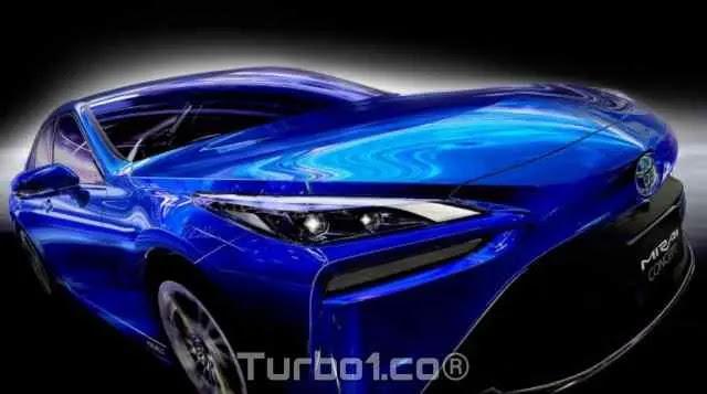 تويوتا ميراي 2020 موديل سيدان جديد من تويوتا بمحرك هيدرجين مواصفات - اسعار- صور