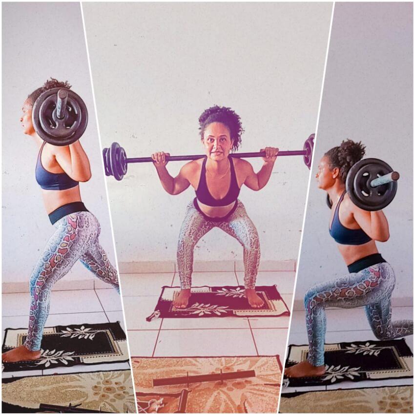 Exercicios em casa,  treino em casa