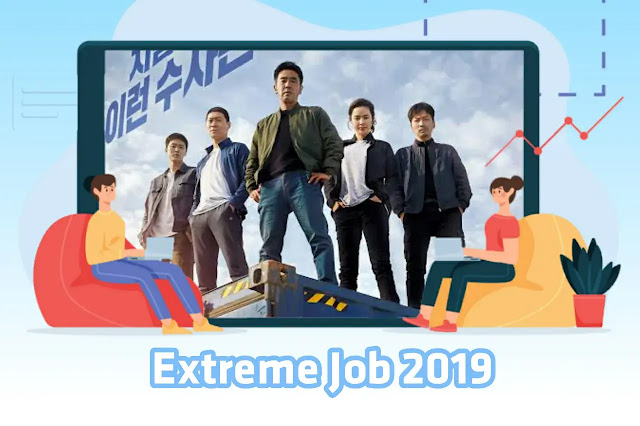 Ekstreme Job 2019 Full Movie Subtitle Indonesia